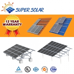 Super Solar   Roof  Ground solar Mounting system